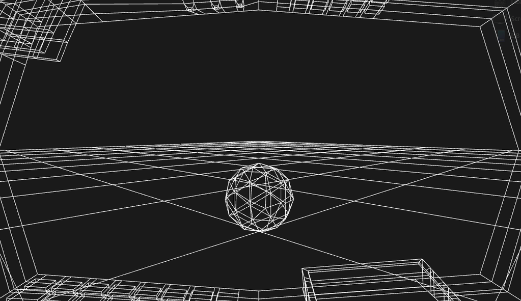 luxe engine wireframe