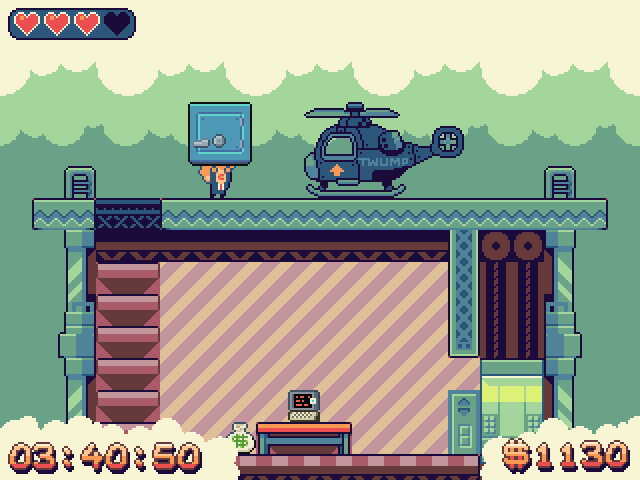 Escape From Twump Tower